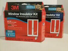 3M 2144W-6 Indoor Insulator Kit 6'8 inch x 9' in for Use With Patio Door@U