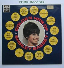 Shirley Bassey-The golden hits of... - Ex vendeur LP record COLUMBIA SCX 6294