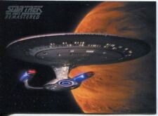 Star Trek TNG Heroes & Villains TNG Remastered Chase Card R01