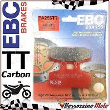 PASTIGLIE FRENO ANTERIORE CARBON EBC FA256TT GILERA KZ 125 1985-1989