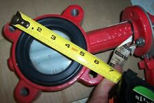NEW BRAY 3in. BUTTERFLY VALVE HYDRAULIC
