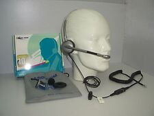 ADD200-01 Headset for Avaya Toshiba Polycom Nortel Mitel NEC Aspire Hybrex Ascom