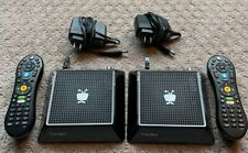 Two Tivo Mini Units both with lifetime. Tcda 92000 Vox Remote and Usb Adapter