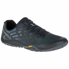 Merrell Men's Trail Glove 4 Running Shoes Athletic Black 11.5 M US