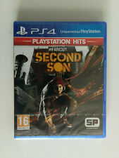 Infamous Second Son / PS4 / VF / FR / Neuf sous blister