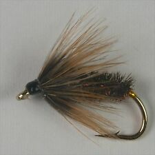 6 COCH Y BONDDU Wet Trout FlyFishing Flies size options by Dragonflies