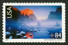 #C141 84c Yosemite National Park, Mint **ANY 4=FREE SHIPPING**