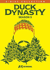 Duck Dynasty: The Complete Fifth Season 5 (DVD, 2014) Usually ships in 12 hrs!!!