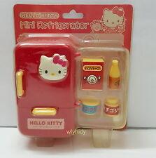 Sanrio Hello Kitty Mini Refrigerator Set  , h#2