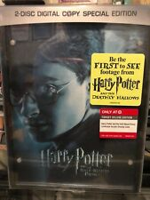 Harry Potter and the Half-Blood Prince (DVD) Lenticular Acrylic Display Case NEW