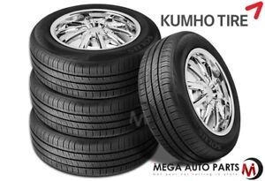 4 Kumho Solus TA31 235/55R16 98V All Season Touring Tires w/60000 Mile Warranty