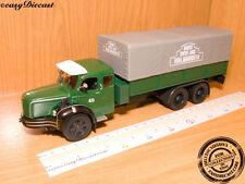 BERLIET GLM M1 -VIDAL MANEGAT- 1:43 FRANCE TRUCK 1968