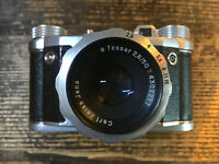 NICE! EHO ALTISSA 35mm camera ALTIX V with lens CARL ZEISS JENA TESSAR 2.8/50