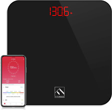 Smart Body Bathroom Weight Scale Fat Bones BMI Digital Bluetooth Fitness APP