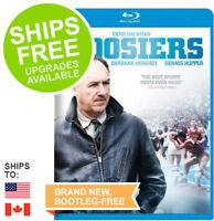 Hoosiers (Blu-ray, 2012) NEW, Gene Hackman, Dennis Hopper, Barbara Hershey