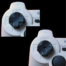 2pcs Enhanced D Direction Pad Cover for PS4 PS3 PS2 Dual Shock 4 3 2 Controller