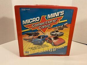 Micro Mini's Collector Case 1998 Tara Toy (No Handle, Tray)