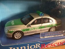 BMW 5 Series Sedan Polizei     Cararama - Junior RESCUE  scale 1:43