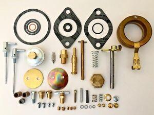 John Deere Late A Tractor DLTX71 Carburetor Major Repair Kit w/ Float