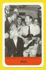 Bill Haley & The Comets Cool Music Collector Card from Europe