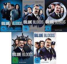 30 DVDs * BLUE BLOODS - SEASON / STAFFEL 1 + 2 + 3 + 4 + 5 IM SET # NEU OVP +