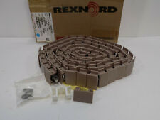 New In Box Rexnord Table Top Chain Lf1863tab 225 Inch 10 Foot 81409852