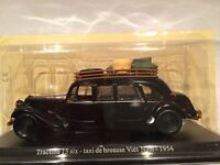 TRACTION 15 SIX TAXI DE BROUSSE VIET NAM 1954 SCALE 1/43 UNIVERSAL HOBBIES