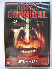 Diary of a Cannibal (DVD 2006) NEW SEALED (Nordic Packaging) Region 2 PAL