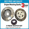 3 PIECE CLUTCH KIT  FOR FORD CK9081 OEM QUALITY