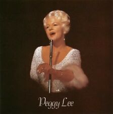 PEGGY LEE-THE BEST OF PEGGY LEE-JAPAN CD D59