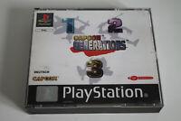 Capcom Generations 1 2 3 PS1 Playstation PAL komplett mit Anleitung