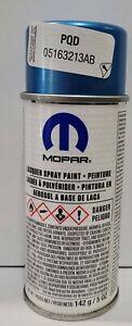 Mopar 5oz Spray Paint (PQD) B5 Blue P/C 5163213AB