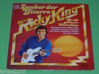 Ricky King - Zauber der Gitarre Die 20 Goldenen Welterfolge - 1979 Epic LP