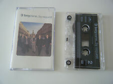 BOYZONE ... BY REQUEST CASSETTE TAPE ALBUM POLYDOR 1999