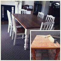 COCKATOO (WHITE) Furniture paint 250ml