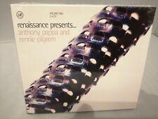 Renaissance Presents Anthony Pappa and Rennie Pilgrem 2xCds Boxed set