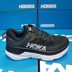 NEW Hoka One One Bondi 7 1110519/BWHT Running Shoes For Women