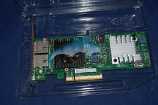INTEL X520-T2 10GB DUAL PORT ETHERNET SERVER ADAPTER