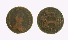 pci4344) AUSTRIA - Maria Teresa d'Austria (1740-1780) - 1 pfenning 1759
