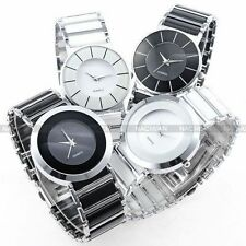 Men's Quartz (Battery) Unbranded Watches with 12-Hour Dial