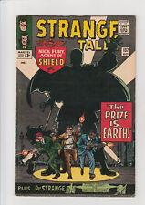 Strange Tales #137 F Marvel comic 1965 Dr. Strange