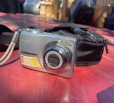 Kodak EasyShare C913 9.2MP Digital Camera - Silver with Case