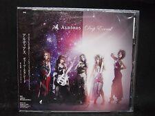 ALDIOUS Deep Exceed JAPAN CD Raglaia Galmet Crying Machine Manipulated Slaves