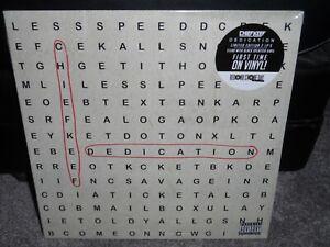 Chief Keef - Dedication LP 2021 RSD Brand New Clear with Black Splatter Vinyl