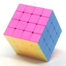 Pro Colorful Magic Cube Speed Twist Puzzle 4x4x4 Brain Game Children Gift Toy