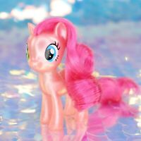 My Little Pony PINKIE PIE Pink Balloons Pearl Pearlized G4.5 MLP Movie BA966