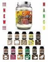 Total GO - Superior Organic GMO Free Protein 3Lbs