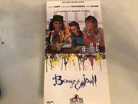 Benny & Joon VHS Full Length Screening Copy, Johnny Depp, Aidan Quinn, MGM 1993