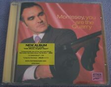 MORRISSEY You Are The Quarry UK ATTACK CD Indie The Smiths Britpop