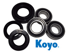 Honda TRX500FA 500 Foreman ATV Rear Wheel Bearings 2001-2014 KOYO Made In Japan